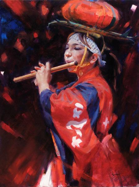 Волшебная флейта рисунок